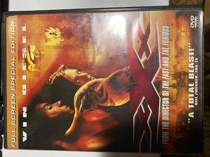 Xxx - Vin Diesel DVD for Sale in Taylor, MI
