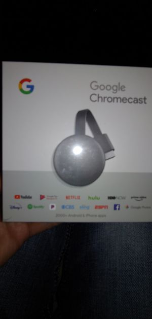 New Google Chromecast for Sale in North Little Rock, AR