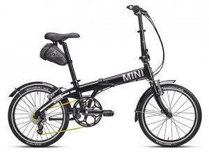 Mini Cooper folding bike beautiful brand new great value ready to ride for Sale in Henderson, NV