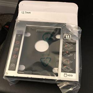 12.7 mm Serial ATA Hard Drive Adapter For Laptops for Sale in Orange Park, FL