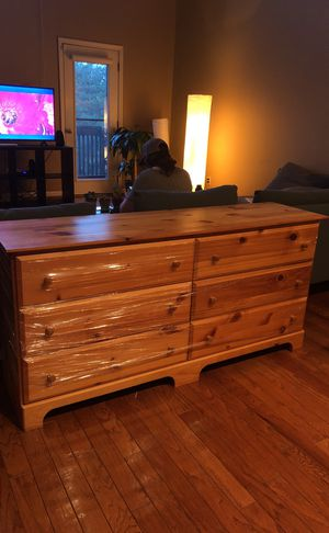 Wooden Dresser for Sale in St. Louis, MO