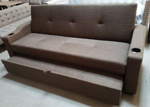 Miller futon sleeper for Sale in San Leandro, CA