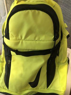 Nike Baseball Backpack for Sale in Houston, TX