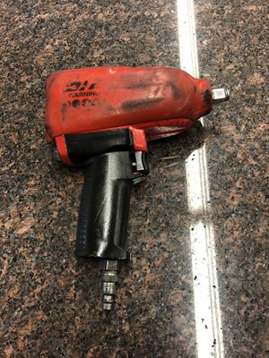 snap-on 1/2 air impact for Sale in Austin, TX