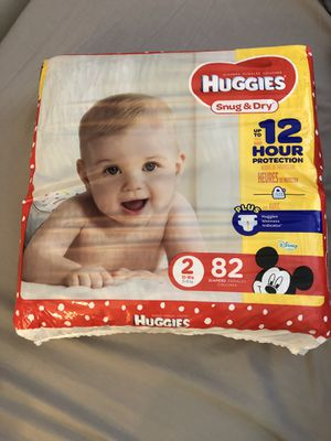 Huggies diapers for Sale in Ellicott City, MD