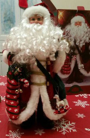 Hand crafted Santa decor for Sale in Cooper City, FL