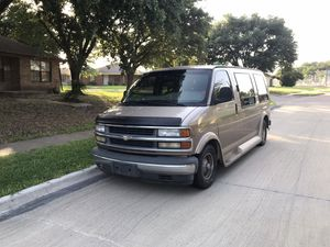 1998 Chevy Express 1500 for Sale in Wylie, TX