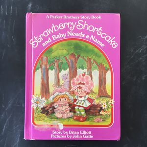 Vintage : Strawberry Shortcake and Baby Needs a Name, 1984 for Sale in Fort Pierce, FL