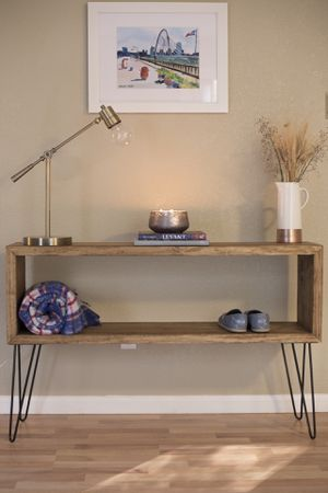 Entry table tv stand for Sale in Dallas, TX
