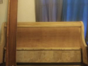 Sleigh bed for Sale in Corpus Christi, TX