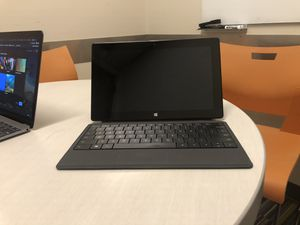 SURFACE TABLET LAPTOP WITH KEYBOARD for Sale in New Orleans, LA