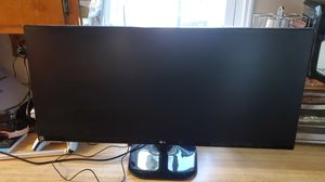 "LG 34UM57 34"" Ultra wide LED Monitor for Sale in Long Beach, CA"