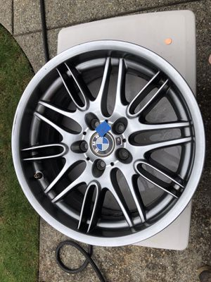 BMW E39 Style 65 Rims for Sale in Puyallup, WA