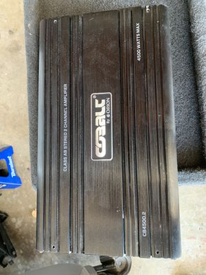 Sub amp for Sale in San Diego, CA