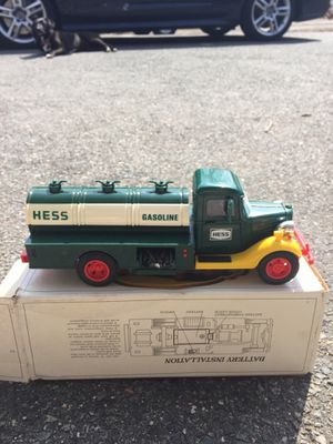 Collectible Hess toy Truck for Sale in Haverhill, MA