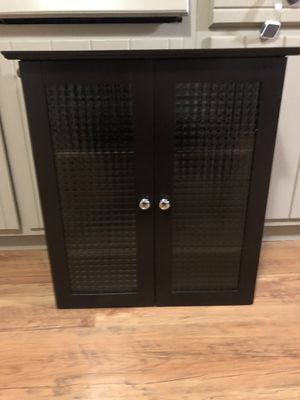 Bathroom wall cabinet for Sale in Heath, OH