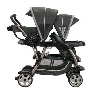Double Stroller Graco Ready2grow for Sale in Pompano Beach, FL