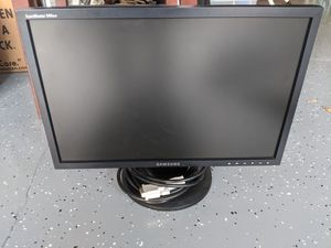 Samsung Computer Monitor for Sale in Concord, NC