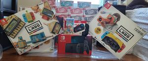 Nintendo Switch Bundle Brand New Seal for Sale in Lowell, MA