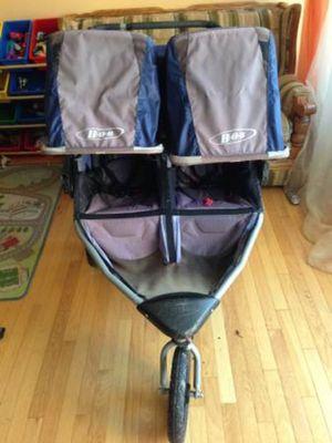 Bob SE revolution double stroller for Sale in Alexandria, VA