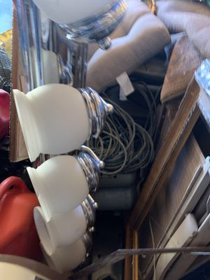 Bathroom lamp for Sale in Grand Junction, CO