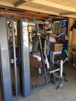 Marcy Platinum Home Gym for Sale in Moreno Valley, CA