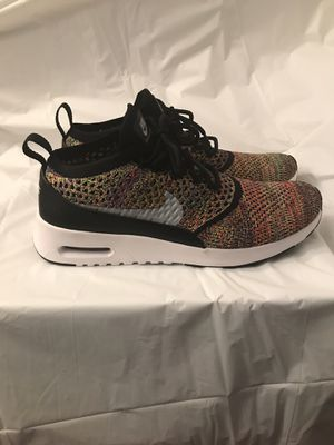 Women Nike AIRMAX THEA Ultra FK Flynit Multicolor Size 10 for Sale in Boyds, MD