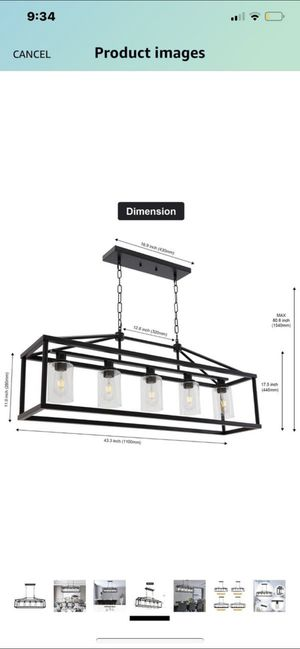 Chandeliers for Sale in Fountain Valley, CA