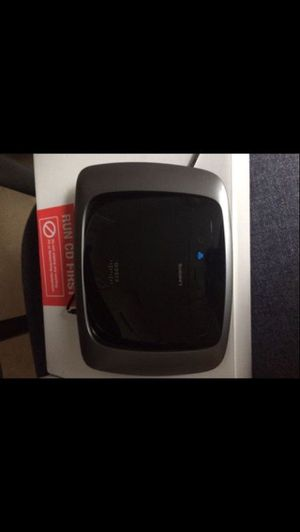 E1500 Linksys Wireless -N Router for Sale in Sanger, CA