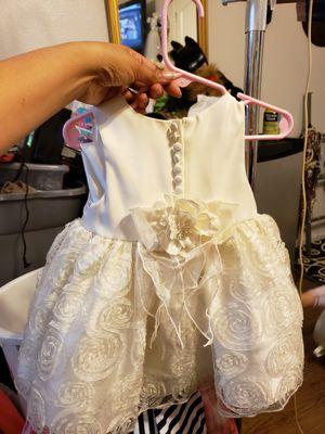 Flower girl dress for Sale in Austin, TX