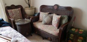 Wicker furniture for Sale in Richland, MO