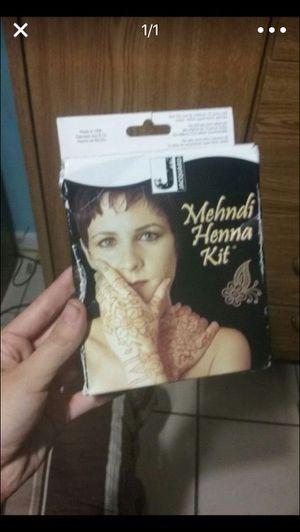 Henna kit for Sale in Miami, FL