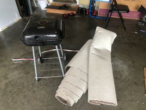 BBQ and New carpet for Sale in La Vergne, TN