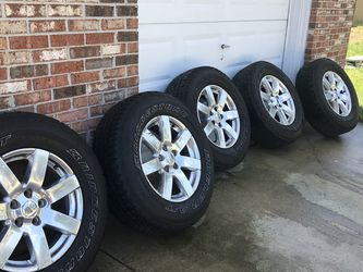 Jeep Wrangler Wheels for Sale in Upper Marlboro,  MD