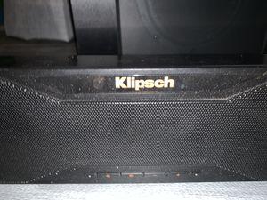 Klipsch R-10B sound bar for Sale in Cleveland, OH