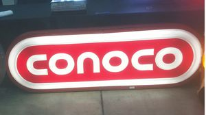 ConocoPhillips gas station lighted sign for Sale in Golden, CO