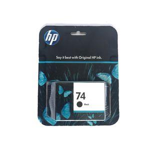 Hp black printer ink 74 for Sale in Petal, MS