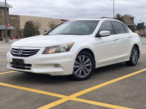 2011 Honda Accord EX-L 155K miles LOADED for Sale in Houston, TX