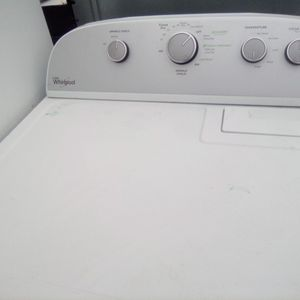 Whirlpool Heavy Duty Large Capacity Electric Clothes Dryer Guaranteed To Work 90 Day Warranty {contact info removed} for Sale in Fort Washington, MD
