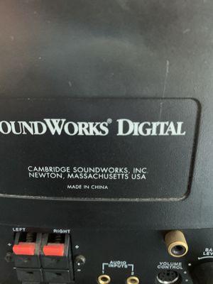 Sound works subwoofer for Sale in Naples, FL