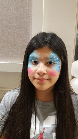 Face paint glitter tattoo and balloon twisting for Sale in Silver Spring, MD
