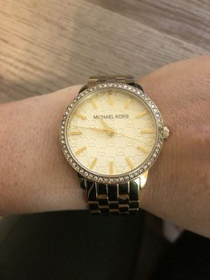 Michael Kors Gold Watch for Sale in Columbus, OH