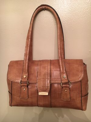 Leather Liz Claiborne Handbag for Sale in French Creek, WV