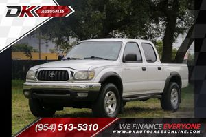 2001 Toyota Tacoma for Sale in Hollywood, FL