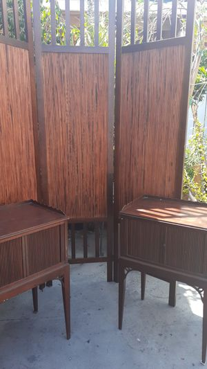 19th Century Italian Cabinets & Room divider for Sale in Los Angeles, CA