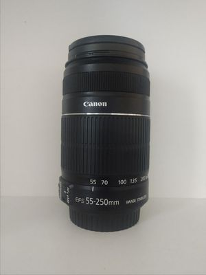 Canon EFS 55-250mm camera lens for Sale in Tolleson, AZ