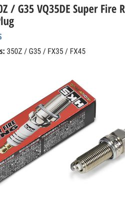 Hks Super Fire Spark Plugs for Sale in Takoma Park,  MD