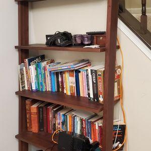 Custom made Leaning Ladder bookshelf for Sale in Falls Church, VA