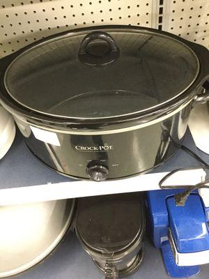 Crock pot cooker for Sale in Houston, TX