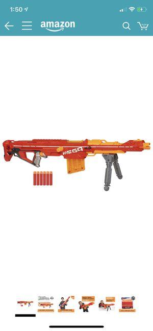 Nerf Centurion sniper rifle for Sale in Phoenix, AZ